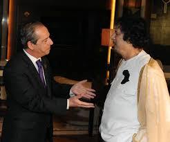 Gonzi għand Gaddafi qabel ma bdiet il-gwerra kontra tiegħu